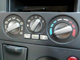 2005 Mitsubishi Outlander ZF MY06 LS White 4 Speed Sports Automatic Wagon