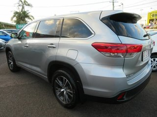 2019 Toyota Kluger GSU55R GX AWD Silver 8 Speed Sports Automatic Wagon