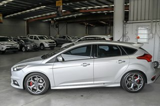 2015 Ford Focus LZ ST Silver 6 Speed Manual Hatchback