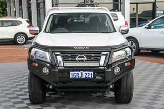 2018 Nissan Navara D23 S3 ST White 6 Speed Manual Utility