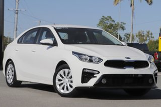 2019 Kia Cerato BD MY19 SI Clear White 6 Speed Sports Automatic Sedan.