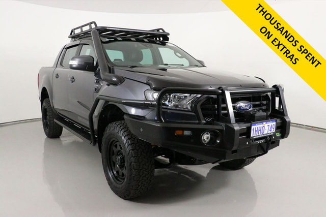Used Ford Ranger PX MkIII MY19.75 Wildtrak 2.0 (4x4) Bentley, 2019 Ford Ranger PX MkIII MY19.75 Wildtrak 2.0 (4x4) Graphite 10 Speed Automatic Double Cab Pick Up