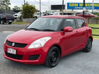 2012 Suzuki Swift FZ GA 5 Speed Manual Hatchback.