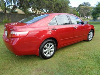 2006 Toyota Camry ACV40R Grande Red 5 Speed Automatic Sedan