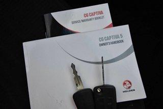 2013 Holden Captiva CG MY13 5 AWD LT Grey 6 Speed Sports Automatic Wagon