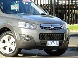2011 Holden Captiva CG Series II 7 AWD CX Active Grey 6 Speed Sports Automatic Wagon.