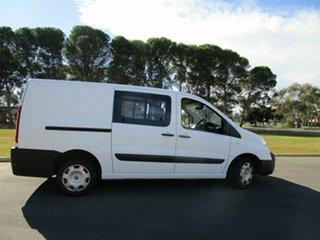 2014 Fiat Scudo MY13 LWB White 6 Speed Manual Van
