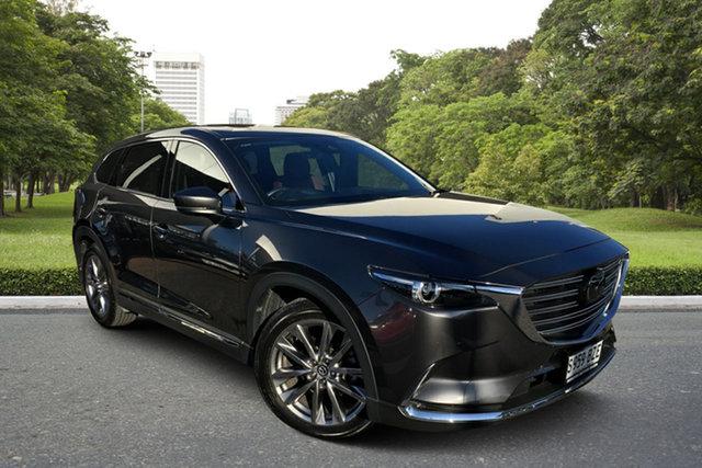 Used Mazda CX-9 TC Azami SKYACTIV-Drive i-ACTIV AWD LE Paradise, 2019 Mazda CX-9 TC Azami SKYACTIV-Drive i-ACTIV AWD LE Grey 6 Speed Sports Automatic Wagon