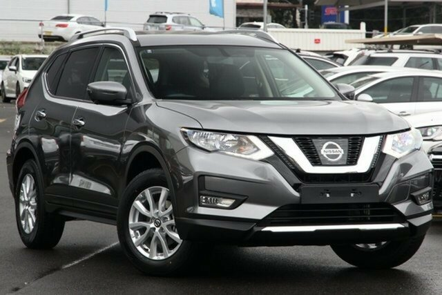 New Nissan X-Trail T32 Series III MY20 ST-L X-tronic 2WD Nailsworth, 2020 Nissan X-Trail T32 Series III MY20 ST-L X-tronic 2WD Gun Metallic 7 Speed Constant Variable