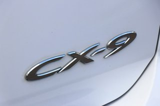 2012 Mazda CX-9 TB10A4 MY12 Classic Crystal White Pearl 6 Speed Sports Automatic Wagon