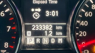2011 Nissan Dualis J10 Series II MY2010 +2 Hatch X-tronic ST Black 6 Speed Constant Variable