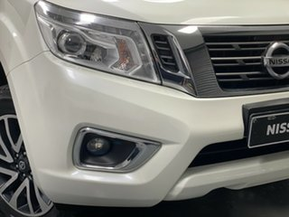 2018 Nissan Navara D23 S3 ST-X White 7 Speed Sports Automatic Utility.