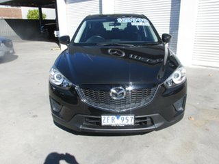 2012 Mazda CX-5 KE1071 Maxx SKYACTIV-Drive Black 6 Speed Sports Automatic Wagon.