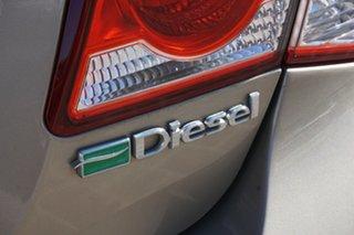 2009 Holden Cruze JG CD Beige 6 Speed Sports Automatic Sedan