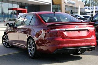 2016 Ford Falcon FG X XR6 Turbo Red 6 Speed Sports Automatic Sedan.