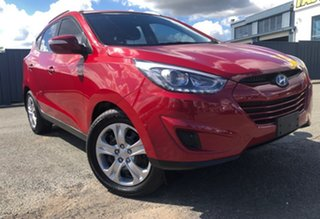 2015 Hyundai ix35 LM3 MY15 Active Red 6 Speed Sports Automatic Wagon.