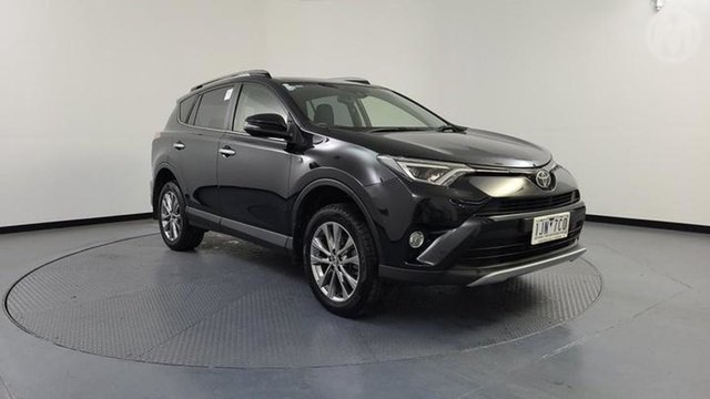 Used Toyota RAV4 ASA44R MY16 Cruiser (4x4) Altona North, 2016 Toyota RAV4 ASA44R MY16 Cruiser (4x4) Ink 6 Speed Automatic Wagon