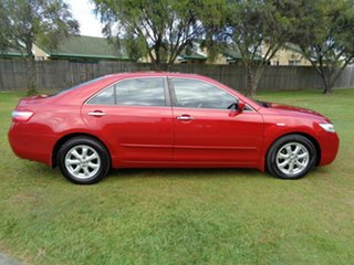 2006 Toyota Camry ACV40R Grande Red 5 Speed Automatic Sedan.