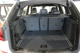 2020 BMW X3 G01 xDrive20d Steptronic Alpine White 8 Speed Sports Automatic Wagon