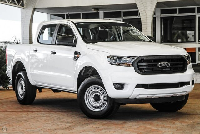 New Ford Ranger PX MkIII 2021.25MY XL Oakleigh, 2021 Ford Ranger PX MkIII 2021.25MY XL White 6 Speed Sports Automatic Double Cab Pick Up