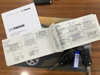 2009 Mazda CX-7 ER1031 MY07 Luxury Galaxy Grey/er 6 Speed Sports Automatic Wagon