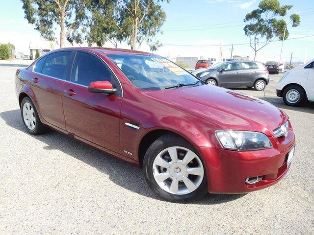 Used Holden Berlina VE MY09.5 Wangara, 2009 Holden Berlina VE MY09.5 Red 4 Speed Automatic Sedan
