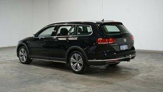 2018 Volkswagen Passat 3C (B8) MY18 140TDI DSG 4MOTION Alltrack Deep Black Pearl Effect 7 Speed.
