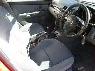 2006 Mazda 3 BK10F1 Neo Red 5 Speed Manual Sedan