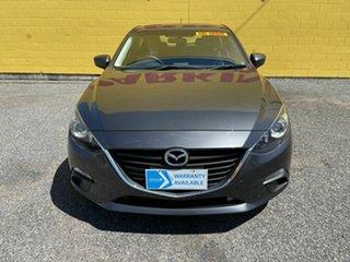 2016 Mazda 3 BN5476 Neo SKYACTIV-MT Grey 6 Speed Manual Hatchback.