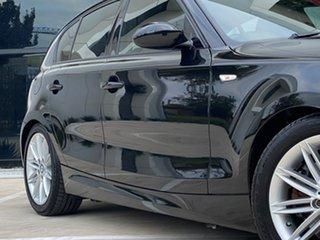 2006 BMW 1 Series E87 130i Sport Black 6 Speed Automatic Hatchback