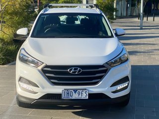 2016 Hyundai Tucson TLE Active 2WD White 6 Speed Sports Automatic Wagon