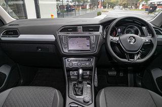 2016 Volkswagen Tiguan 5N MY17 110TDI DSG 4MOTION Comfortline Tungsten Silver 7 Speed