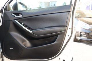 2016 Mazda CX-5 KE1032 Akera SKYACTIV-Drive AWD Snowflake White 6 Speed Sports Automatic Wagon