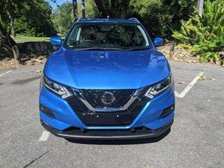 2020 Nissan Qashqai J11 Series 3 MY20 ST-L X-tronic Blue 1 Speed Constant Variable Wagon.