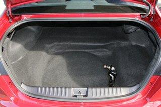 2016 Ford Falcon FG X XR6 Turbo Red 6 Speed Sports Automatic Sedan