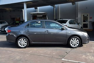 2008 Toyota Corolla ZRE152R Conquest Grey 4 Speed Automatic Sedan.