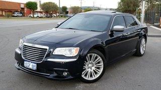 2012 Chrysler 300 LX MY13 C E-Shift Luxury Blue 8 Speed Sports Automatic Sedan.