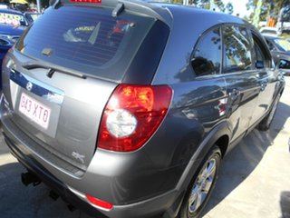 2008 Holden Captiva CG MY09 SX AWD Grey 5 Speed Sports Automatic Wagon