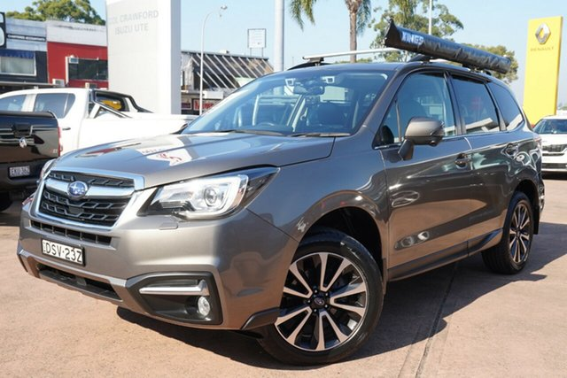 Used Subaru Forester MY18 2.5I-S Brookvale, 2017 Subaru Forester MY18 2.5I-S Bronze Continuous Variable Wagon
