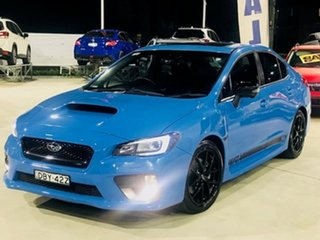2015 Subaru WRX V1 MY16 Hyper Blue Lineartronic AWD Blue 8 Speed Constant Variable Sedan.