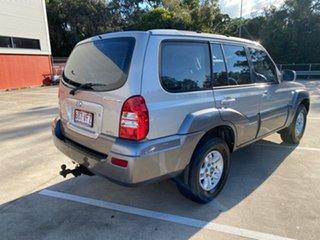 2006 Hyundai Terracan CRDi Silver 4 Speed Automatic Wagon.