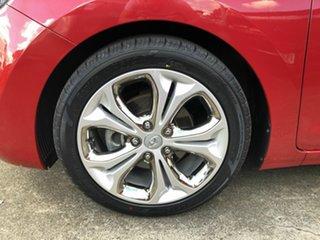 2014 Hyundai i30 GD MY14 Premium Red 6 Speed Sports Automatic Hatchback