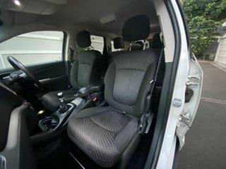 2014 Fiat Freemont JF Urban White 6 Speed Manual Wagon