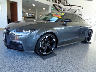 2012 Audi TT 8J MY13 S Tronic Grey 6 Speed Sports Automatic Dual Clutch Coupe.