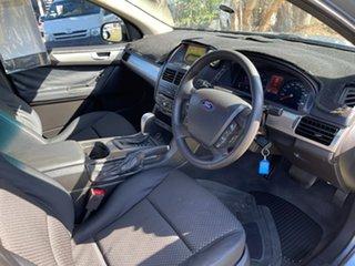 2008 Ford Falcon FG Ute Super Cab Blue 5 Speed Sports Automatic Utility