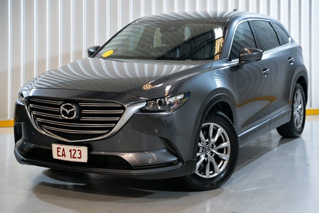Used Mazda CX-9 TC Touring SKYACTIV-Drive i-ACTIV AWD Hendra, 2017 Mazda CX-9 TC Touring SKYACTIV-Drive i-ACTIV AWD Grey 6 Speed Sports Automatic Wagon