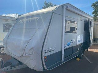 2015 Jurgens Skygazer Caravan.