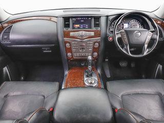 2019 Nissan Patrol Y62 Series 4 MY18 TI (4x4) Grey 7 Speed Automatic Wagon