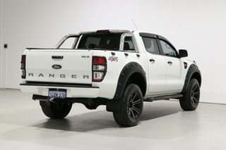 2016 Ford Ranger PX MkII XLS 3.2 (4x4) White 6 Speed Automatic Double Cab Pick Up