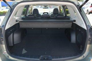 2021 Subaru Forester S5 MY21 Hybrid S CVT AWD Jasper Green Metallic 7 Speed Constant Variable Wagon
